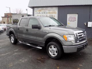 Used 2010 Ford F-150 ***XLT,4X4,GROUPE ELECTRIQUES*** for sale in Longueuil, QC