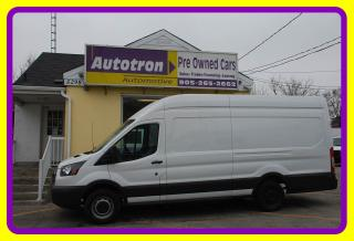 Used 2017 Ford Transit 250 HIGH ROOF, EXT. Loaded for sale in Woodbridge, ON