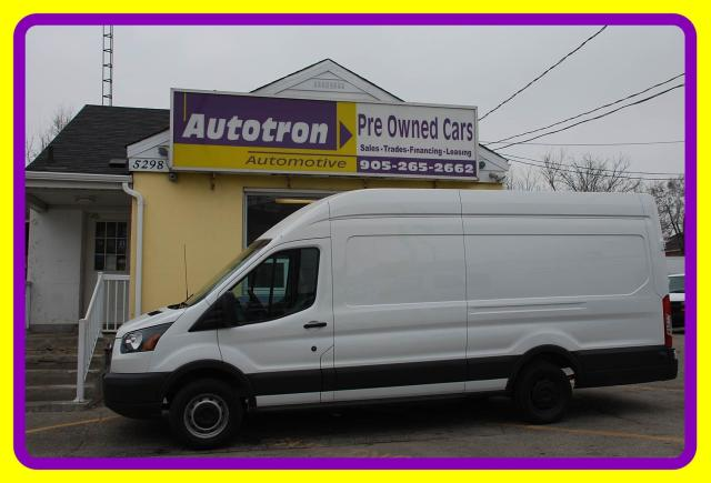 2017 Ford Transit 250 HIGH ROOF, EXT. Loaded