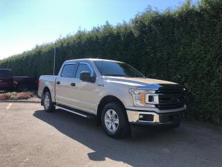 Used 2018 Ford F-150 XLT 4x2 SuperCrew Cab Styleside 145.0 in. WB for sale in Surrey, BC