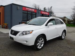 Used 2011 Lexus RX 350 ULTRA PREMIUM|NAVIGATION|BACKUP CAMERA|AWD for sale in St. Thomas, ON