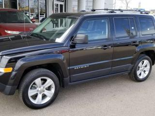 Used 2014 Jeep Patriot Limited; BLUETOOTH, HEATED SEATS, LEATHER, SUNROOF AND MORE for sale in Edmonton, AB