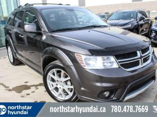 Used 2017 Dodge Journey GT AWD/LEATHER/7PASS/BACKUPCAM for sale in Edmonton, AB
