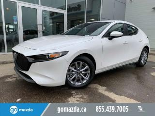 New 2019 Mazda MAZDA3 Sport GS AWD W/ I-ACTIV SENSE PKG for sale in Edmonton, AB