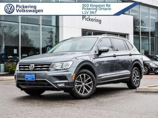 Used 2019 Volkswagen Tiguan COMFORTLINE 3ROW, PANO ROOF & NAV - FORMER DEMO! for sale in Pickering, ON