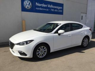 Used 2015 Mazda MAZDA3 GS AUTO - PWR PKG / HEATED SEATS for sale in Edmonton, AB