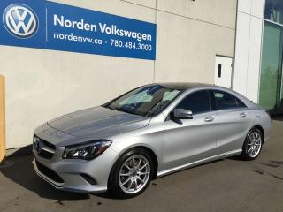 Used 2018 Mercedes-Benz CLA-Class CLA 250 4MATIC AWD - ALMOST NEW! for sale in Edmonton, AB