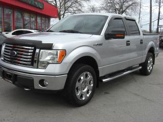Used 2010 Ford F-150 XLT XTR 4X4 CREW CAB for sale in London, ON