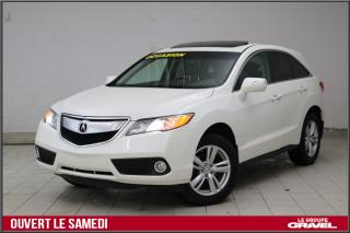 Used 2015 Acura RDX Tech Gps Cert. Hayon for sale in Montréal, QC
