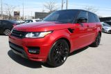 Photo of Red 2017 Land Rover Range Rover Sport
