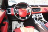 2017 Land Rover Range Rover Sport Dynamic package RED ON RED