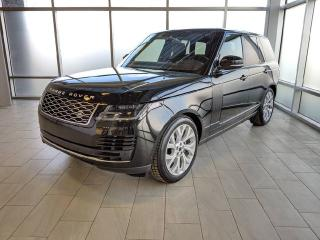 New 2019 Land Rover Range Rover for sale in Edmonton, AB