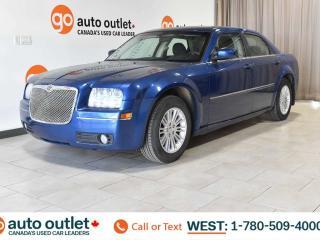 Used 2009 Chrysler 300 TOURING, RWD, FOG LIGHTS, CRUISE CONTROL, AM/FM RADIO, SATELLITE RADIO for sale in Edmonton, AB