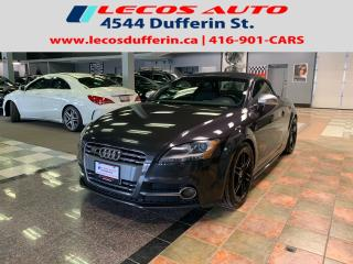 Used 2011 Audi TTS 2.0T for sale in North York, ON