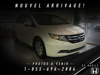 Used 2016 Honda Odyssey EX-RES + DVD + BONNE CONDITION !! for sale in St-Basile-le-Grand, QC