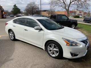 Used 2013 Nissan Altima 2.5 SL/Navi/Backup Camera/No Accident/One Owner for sale in Burlington, ON