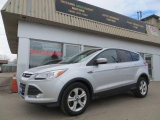 Used 2015 Ford Escape LOADED,BACK UP CAMERA,MICROSOFT SYNC BLUETOOTH,HEA for sale in Mississauga, ON