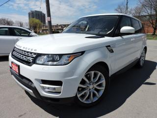 Used 2016 Land Rover Range Rover Sport Td6 HSE for sale in BRAMPTON, ON