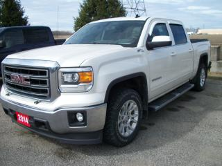 Used 2014 GMC Sierra 1500 SLE for sale in Stratford, ON