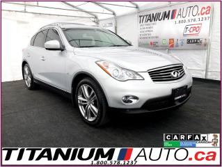 Used 2015 Infiniti QX50 Premium-AWD-360 Camera-Sunroof-Blind Spot-Lane Dep for sale in London, ON