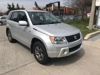 Used 2007 Suzuki Grand Vitara 160K,NO ACCIDENT,ONE OWNER,SAFETY+3Y WARRANTY INCL for sale in Toronto, ON