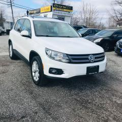 Used 2012 Volkswagen Tiguan 100%APPROVED- LOADED 4MOTION LEATHER PANO-ROOF for sale in Toronto, ON