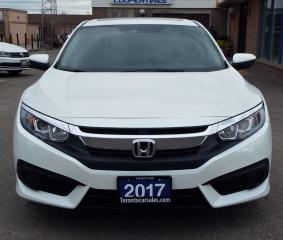 Used 2017 Honda Civic EX for sale in Brampton, ON