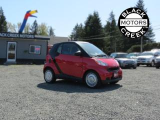 Used 2011 Smart fortwo Pure for sale in Black Creek, BC