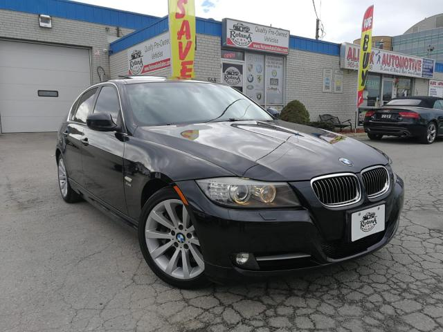 2009 BMW 3 Series 335i xDrive AWD_Navigation_Leather_Sunroof