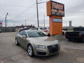 Used 2012 Audi A7 3.0 Premium Plus**NAVI**CAM**BROWN LEATHER**CERT for sale in London, ON