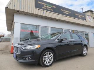 Used 2014 Ford Fusion LEATHER,ALLOYS,BLUETOOTH,FOG LIGHTS for sale in Mississauga, ON