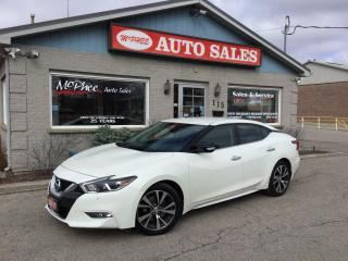 Used 2017 Nissan Maxima SV for sale in London, ON