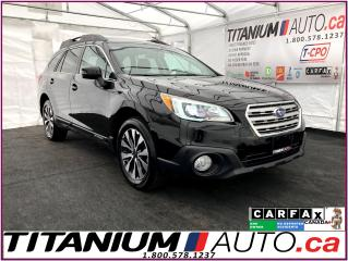 Used 2015 Subaru Outback 2.5i Limited-AWD-GPS-Camera-Eye Sight-Leather-XM- for sale in London, ON