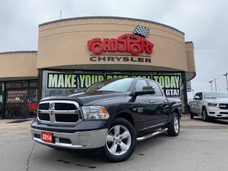 Used 2014 RAM 1500 SLT+CREW+4X4+HARD TONN+ALLOYS+TOW+MORE for sale in Toronto, ON