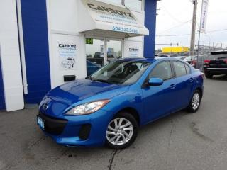 Used 2012 Mazda MAZDA3 GS-SKY, Sunroof, Auto, One Owner, No Accidents!! for sale in Langley, BC
