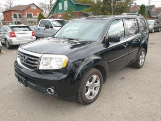 Used 2014 Honda Pilot EX-L for sale in Brampton, ON