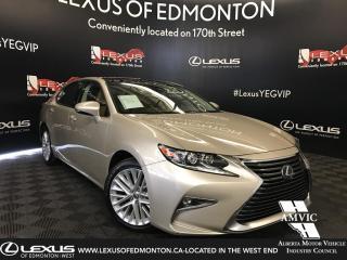 Used 2017 Lexus ES 350 EXECUTIVE PACKAGE for sale in Edmonton, AB