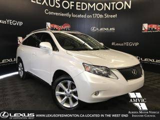 Used 2011 Lexus RX 350 TOURING PACKAGE for sale in Edmonton, AB