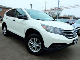 Used 2013 Honda CR-V LX.Back Up Cam.Bluetooth.Heated Seats.Very Clean for sale in Kitchener, ON