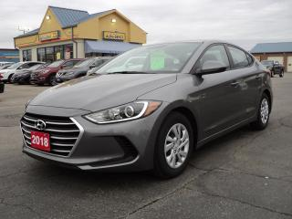 Used 2018 Hyundai Elantra GL 2.0L 6Speed Manual HeatedSeats for sale in Brantford, ON