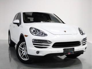 Used 2014 Porsche Cayenne NAVIGATION   BACKUP CAM   BOSE SOUND SYSTEM for sale in Vaughan, ON