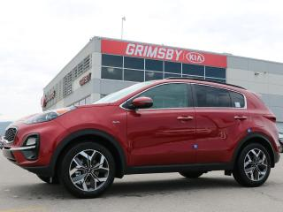 New 2020 Kia Sportage EX Tech for sale in Grimsby, ON