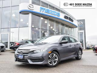 Used 2017 Honda Civic LX|FINANCE AVAILABLE|BACK UP CAMERA|HEATED SEATS for sale in Mississauga, ON