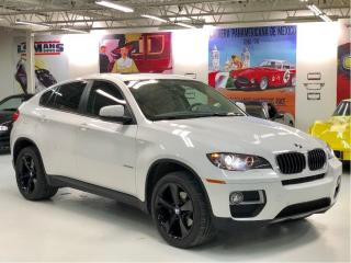 Used 2014 BMW X6 xDrive35i, Premium pkg. Nav, S'Roof, 20s for sale in Paris, ON