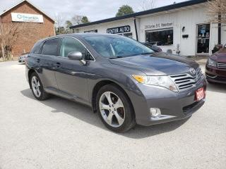 Used 2011 Toyota Venza AWD V6 for sale in Waterdown, ON