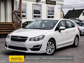 Used 2015 Subaru Impreza 2.0i Touring Hatchback 5 SPD BK.CAM H.SEATS WOW!! for sale in Ottawa, ON
