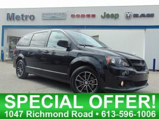 Used 2019 Dodge Grand Caravan GT for sale in Ottawa, ON