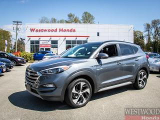 Used 2017 Hyundai Tucson Limited 1.6 for sale in Port Moody, BC