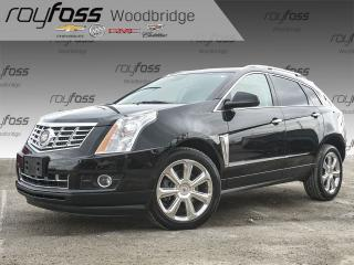 Used 2015 Cadillac SRX Premium BOSE, SUNROOF, AWD, VENTED SEATS for sale in Woodbridge, ON