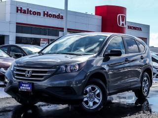 Used 2012 Honda CR-V LX|NO ACCIDENTS for sale in Burlington, ON